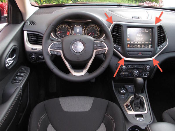 Dashboard Removal Tips 2014 Jeep Cherokee Forums