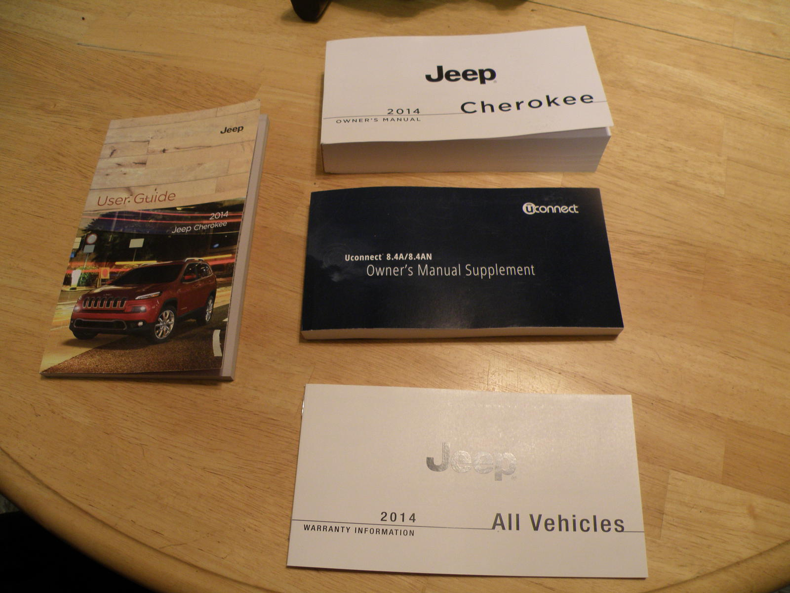 get your full size owners manual - 2014+ jeep cherokee forums