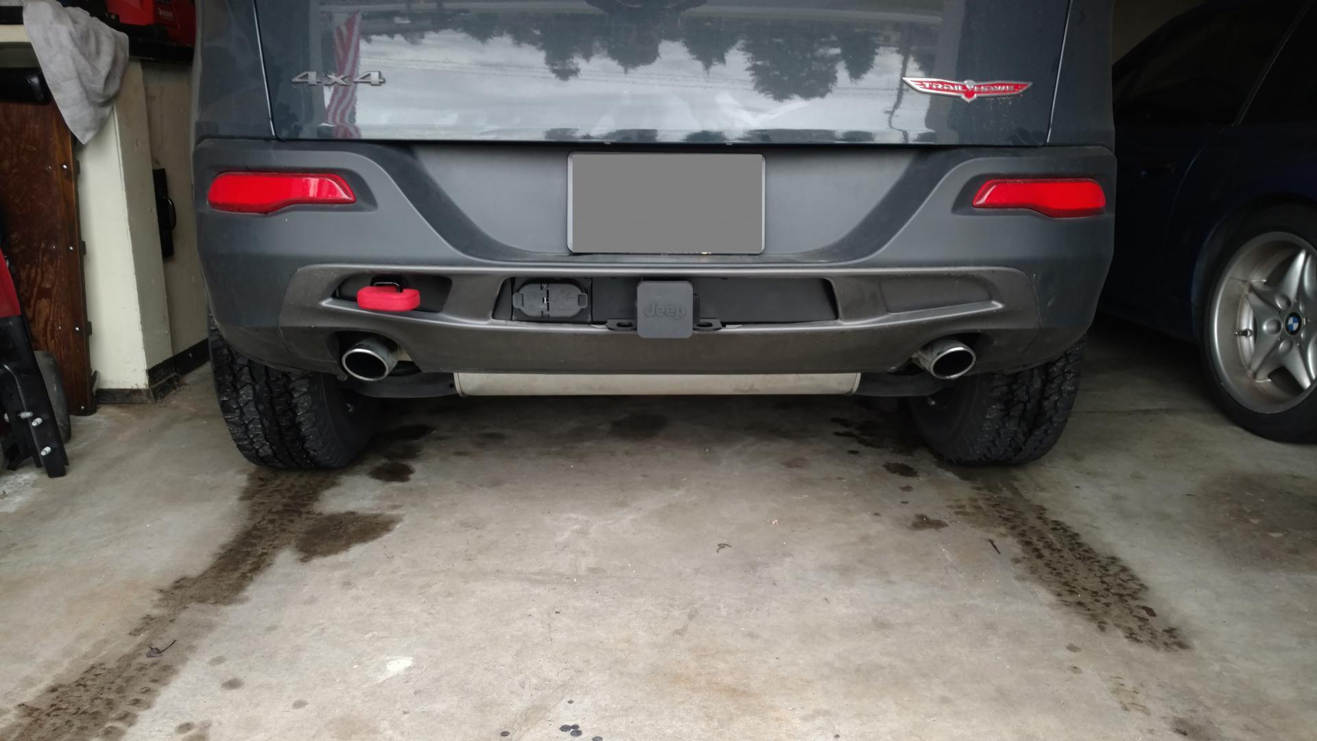 [DVZP_7254]   Mopar Receiver Hitch & Wiring Harness Installation | 2014+ Jeep Cherokee  Forums | 2015 Jeep Cherokee Hitch Wiring Harness |  | Jeep Cherokee Forum