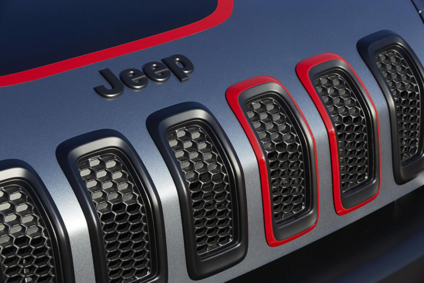 My Plasti Dip Grille Inserts 2014 Jeep Cherokee Forums