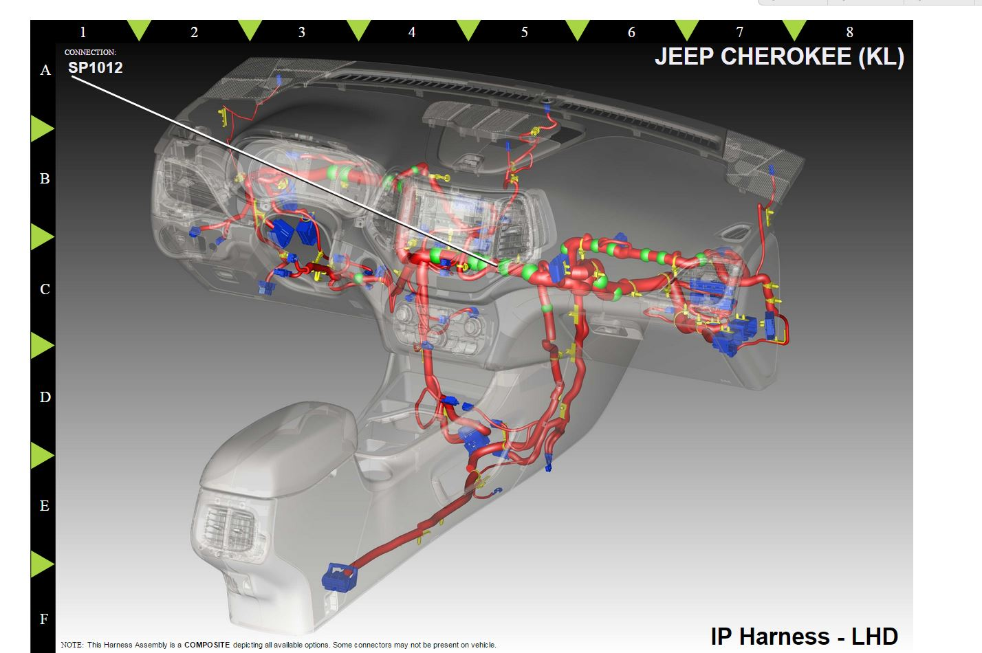Wiring Diagram Resource Bonanza Here... - 2014+ Jeep Cherokee Forums
